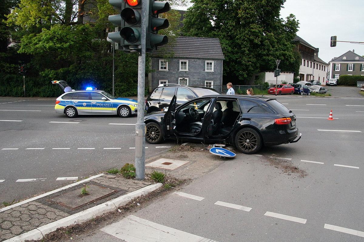 Unfall Burscheid Aktuell