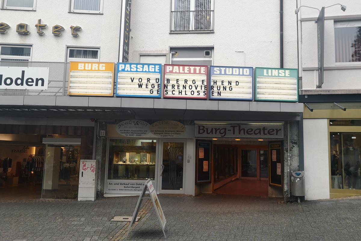 Burg-Theater - Gummersbach