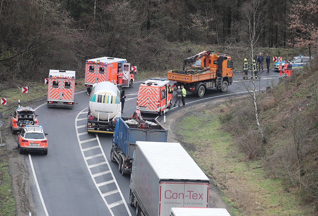 Prüm Aktuell Unfall Heute