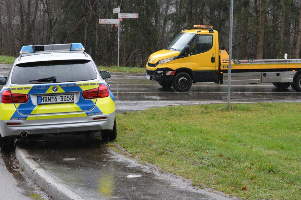 Unfall Engelskirchen Heute