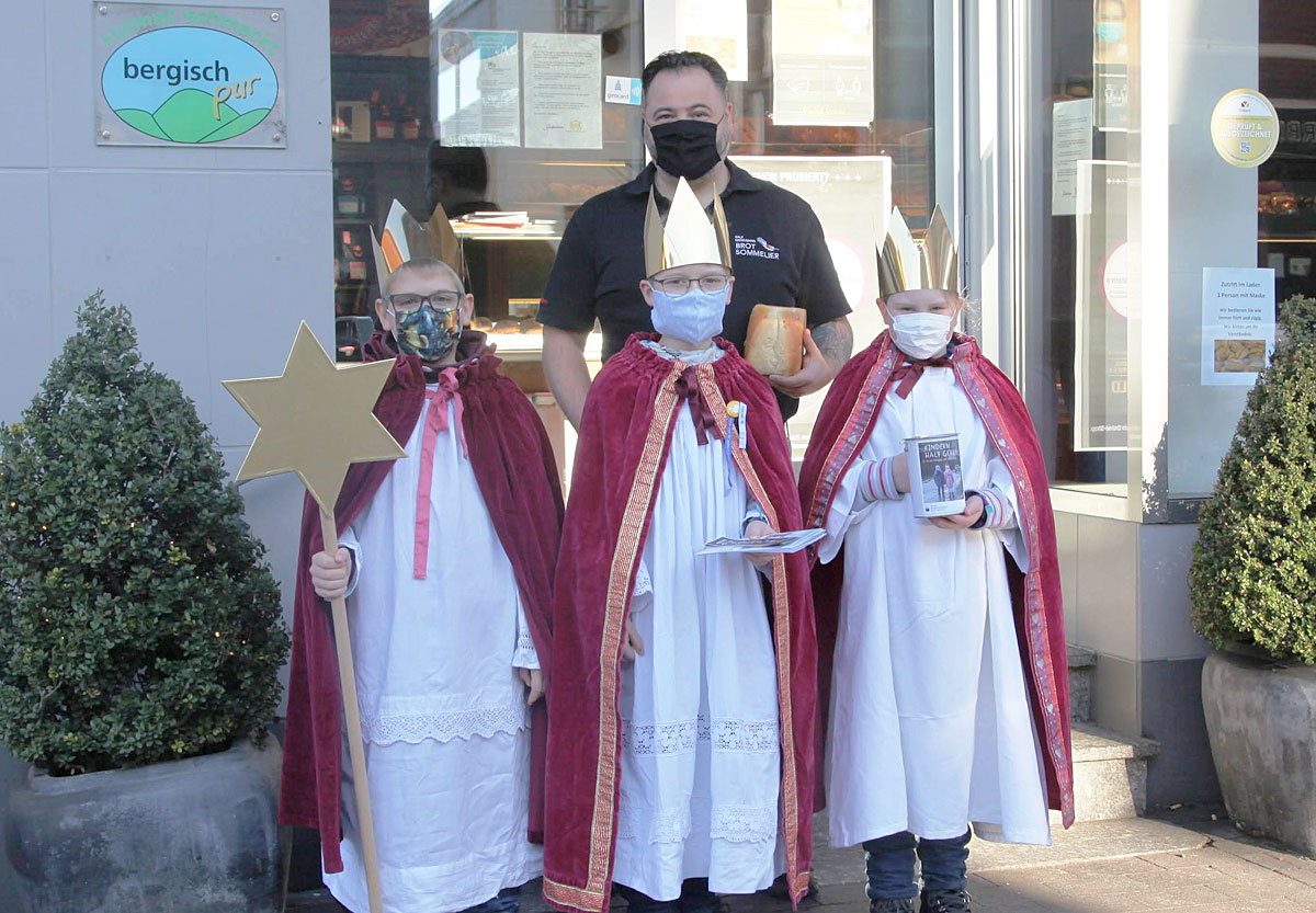 Drei Heiligen Könige Namen