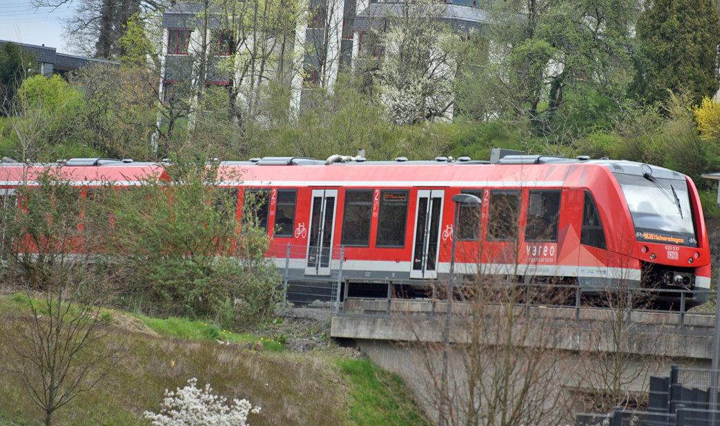 Fahrplan Rb 25